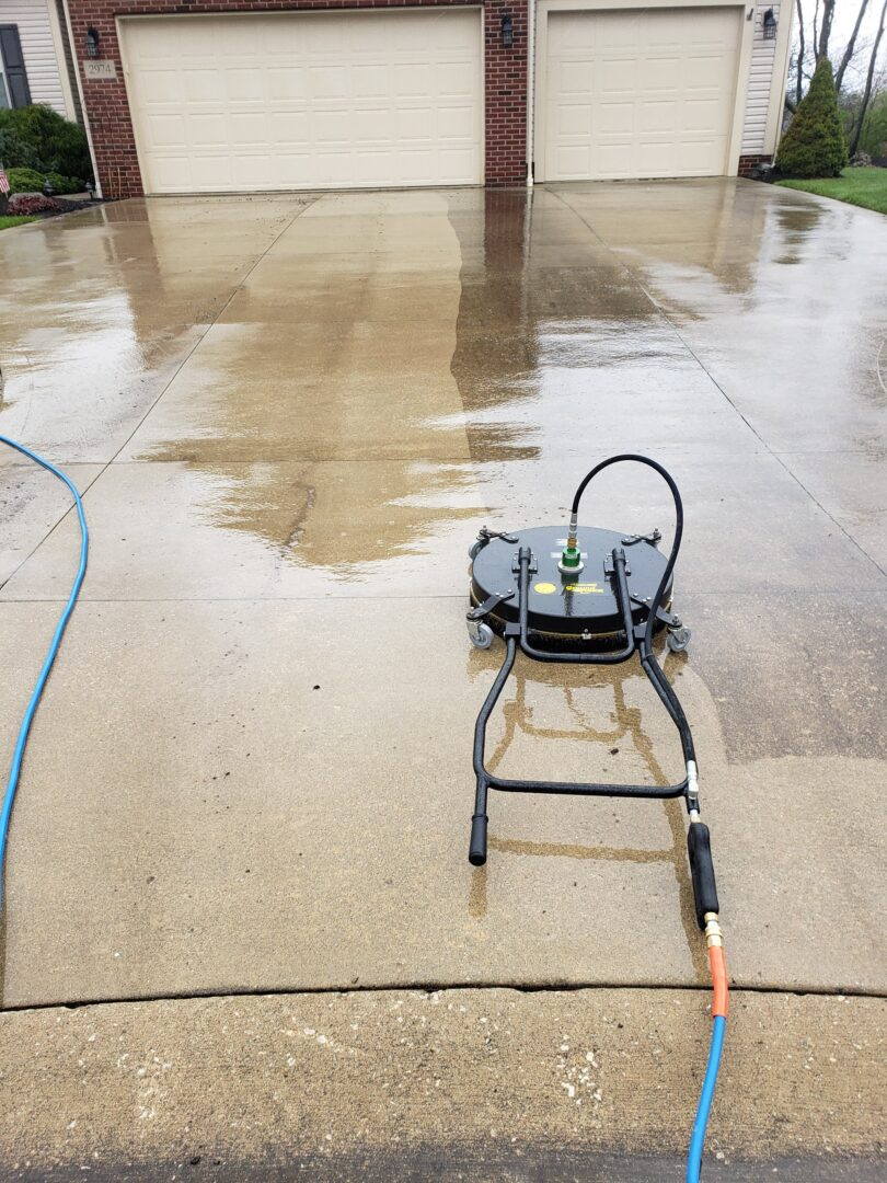 Concrete Sealing in Canton Ohio