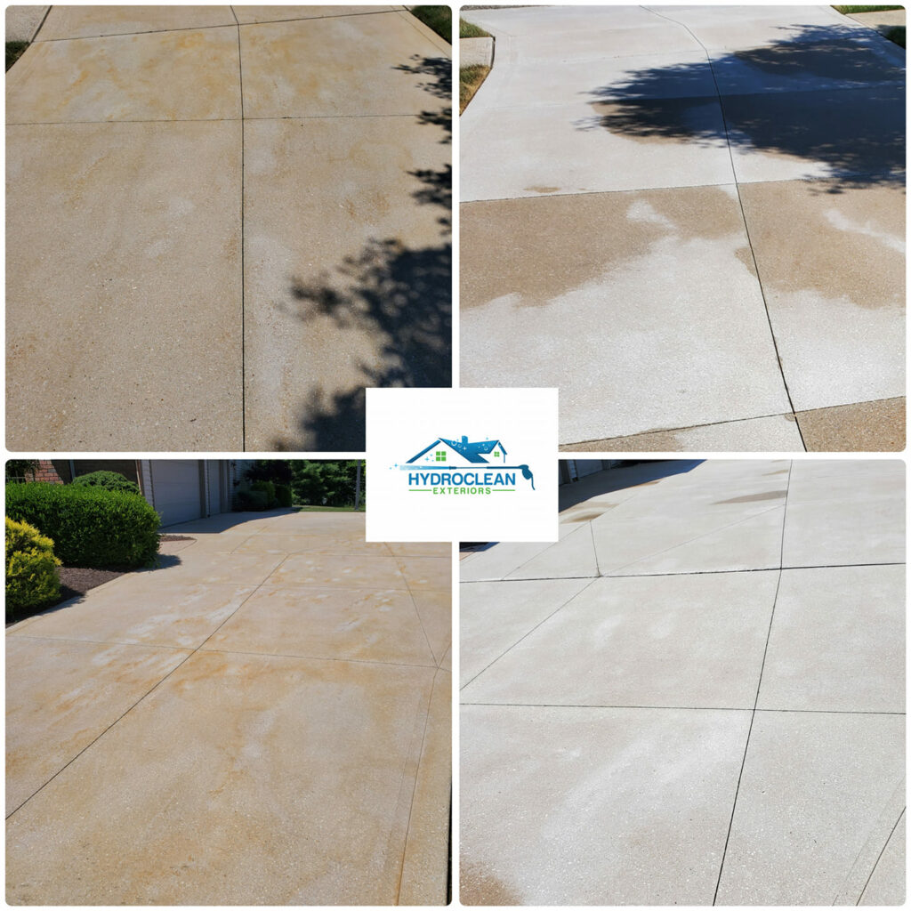 driveway cleaning Canton