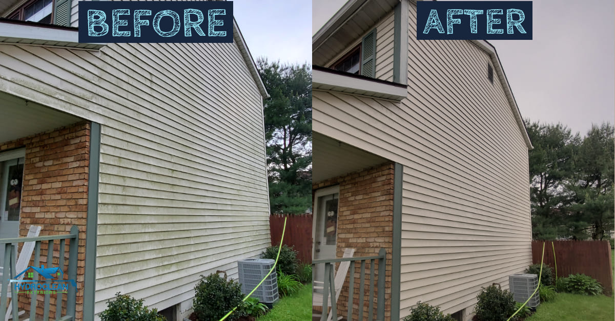 house power washing Canton OH