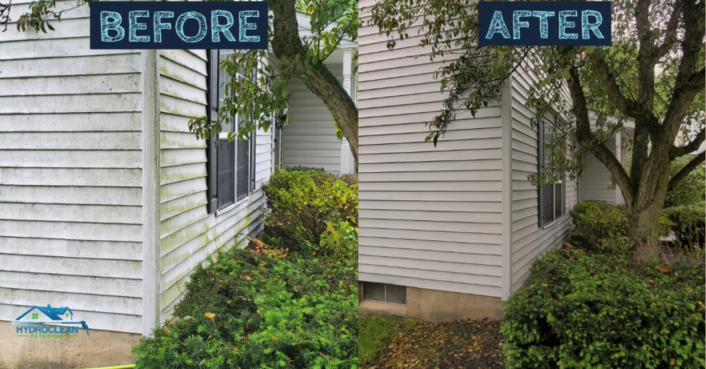 house power washing North Canton OH