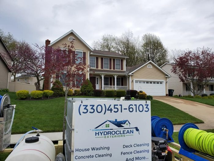 house power washing Cuyahoga Falls OH